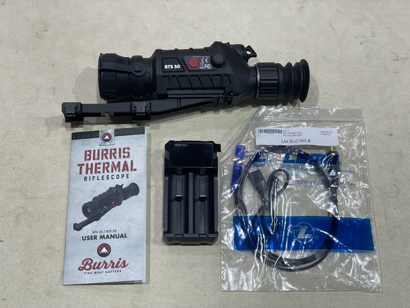 BURRIS BTS50 THERMAL