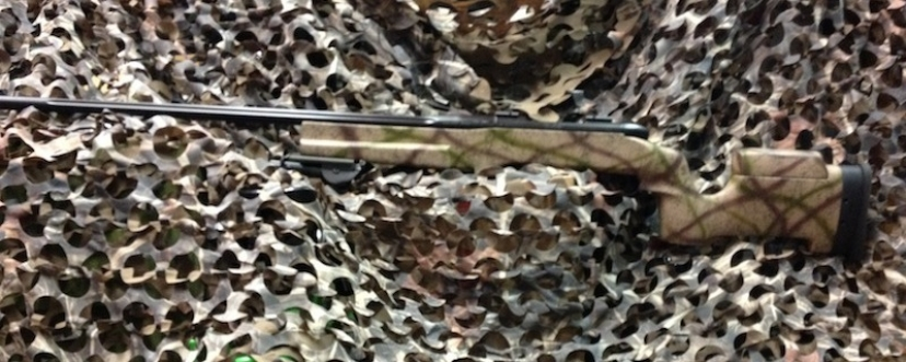 WEATHERBY MARK V TRR