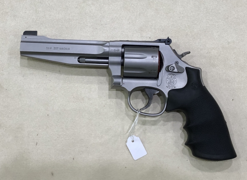 SMITH & WESSON 686 PRO SERIES