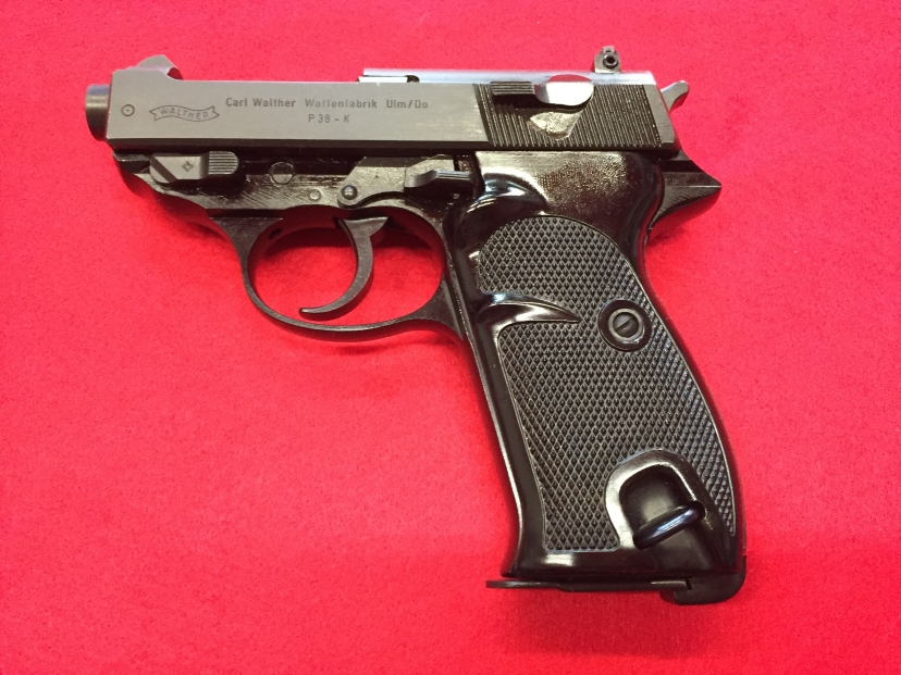 WALTHER P38-K