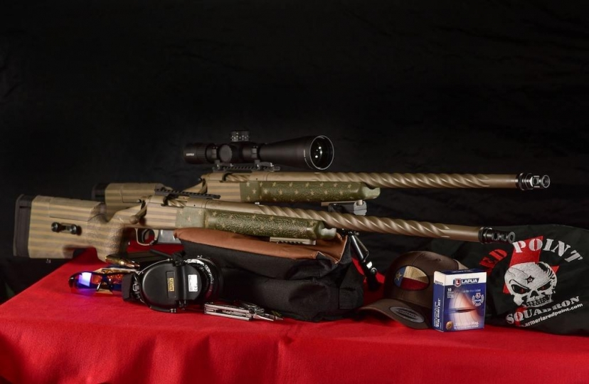 REMINGTON 700 40X STARS AND STRIPES 308