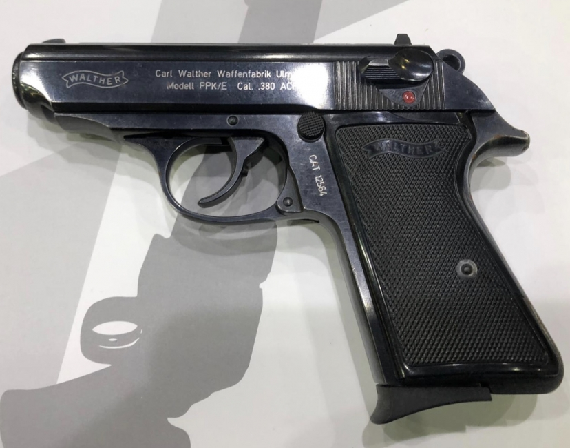 WALTHER PPK/E
